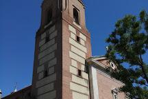 Iglesia de San Sebastian Martir, Madrid, Spain