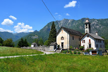 Chiesa di San Michele, Palagnedra, Switzerland
