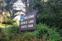 Devil's Lake State Recreation Area, Lincoln City, United States
