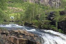 Fossen Bratte, Eikedalen, Norway