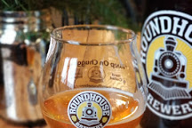Roundhouse Brewery, Brainerd, United States