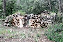 Cala Mitjana, Cala Galdana, Spain