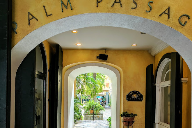 Palm Passage Retail Mall, Charlotte Amalie, U.S. Virgin Islands