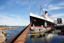 The Queen Mary, Long Beach, United States
