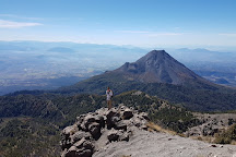 Parque Nacional Nevado de Colima, Ciudad Guzman, Mexico