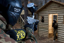Delta Force Paintball - East London, Upminster, United Kingdom