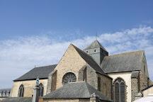 Abbaye Notre-Dame de Paimpont, Paimpont, France