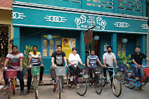 Pondy Cycle Tour, Pondicherry, India
