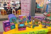 Mercado Artesanal Mexicano, Mexico City, Mexico