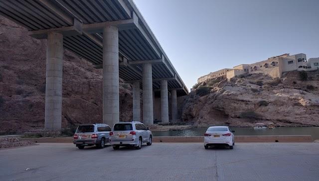 Wadi Shahab parking