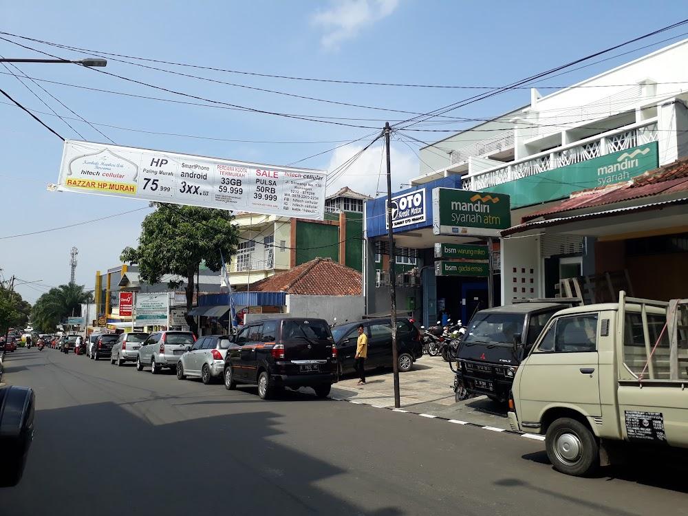 Bank Syariah Mandiri Kuningan Kec Kuningan Kuningan Regency West Java 45511 Indonesia