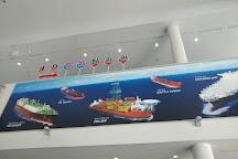 Geoje Shipbuilding and Maritime Cultural Centre, Geoje, South Korea