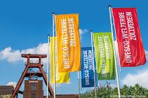Zollverein Coal Mine Industrial Complex in Essen, Essen, Germany