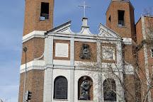 Iglesia Santa Monica, Madrid, Spain