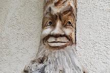Trummer Woodcarving, Adelboden, Switzerland