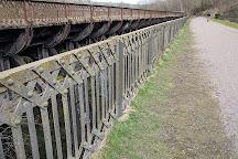 Millers Dale Viaduct, Buxton, United Kingdom