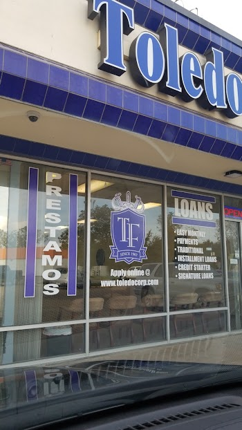 Toledo Finance Corporation Payday Loans Picture