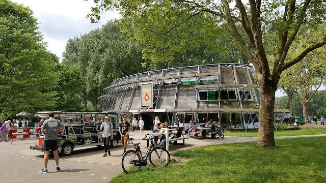 Bezoekerscentrum het Bosmuseum