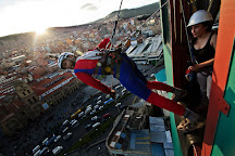 Urban Rush Bolivia, La Paz, Bolivia