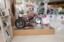Motorcyclepedia Museum, Newburgh, United States