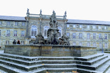 New Palace (Neues Schloss), Bayreuth, Germany