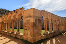 Monasterio de San Juan de Duero (Arcos de San Juan de Duero), Soria, Spain