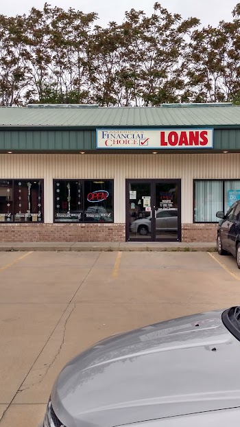 America's Financial Choice Payday Loans Picture