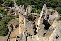 Chateau de Bonaguil, Saint-Front-sur-Lemance, France