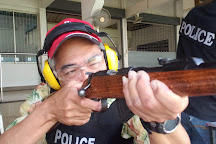 BKK Shooting The Royal Thai Police, Bangkok, Thailand
