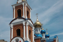 Temple of the Mother of God of the Azov, Azov, Russia