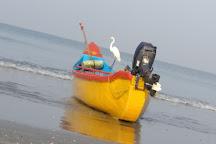 Muzhappilangad Drive-in Beach, Kannur, India