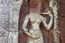 Wat Banan Temple, Battambang, Cambodia
