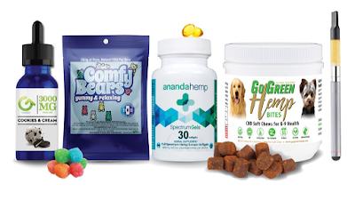 Herbal Health and Wellness CBD