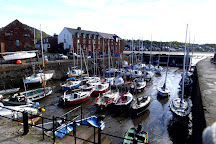 North Berwick Harbour, North Berwick, United Kingdom