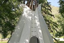 Historic Dunvegan, Fairview, Canada