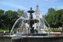 Fountaine de Tourny, Quebec City, Canada