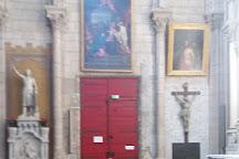 Basilique Saint Nicolas, Nantes, France
