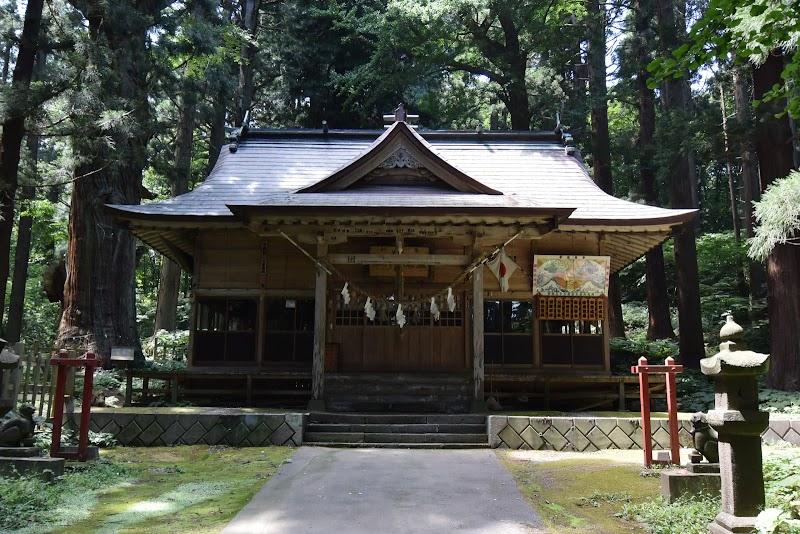巖鬼山神社