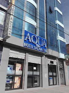 Aqua Hotel Sauna Gym 9
