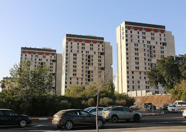 Tel Aviv University Dormitories - Broshim Campus