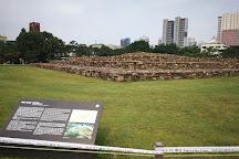 Seoul Seokchon-dong Ancient Tombs, Seoul, South Korea
