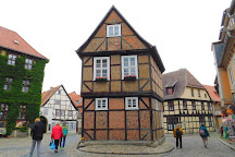 Altstadt Quedlinburg, Quedlinburg, Germany
