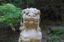 Kaijin Shrine, Tsushima, Japan