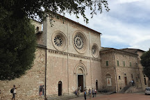 St. Peter's Abbey, Assisi, Italy