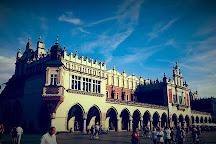 Szczepanski Square, Krakow, Poland
