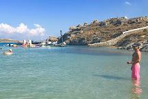 Monastiri Beach, Paros, Greece