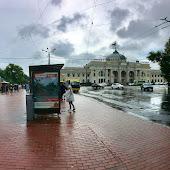 Станция  Odessa Privokzalnaya