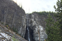 Fairy Falls, Yellowstone National Park, United States