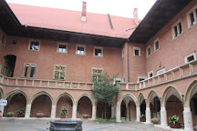 Jagiellonian University Collegium Maius, Krakow, Poland