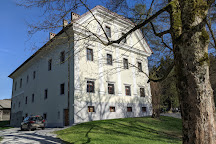 Tavčar Manor, Škofja Loka, Slovenia